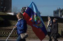 ЛНР окончательно порвала узы с Украиной
