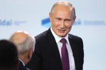 На вопрос о новом президентстве Путин ответил анекдотом