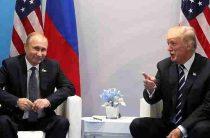 Песков прокомментировал отмену встречи Трампа и Путина: идет согласование