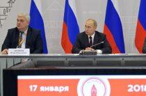 Мэр Пергун осыпал Путина благодарностями за рождение близнецов