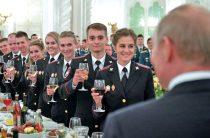 Путин назвал количество российских военных, выведенных из Сирии