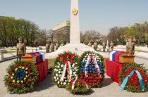 В Будапеште перезахоронили останки советских солдат