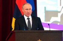 Путин одобрил дату голосования по поправкам в Конституцию