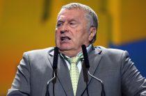 Жириновский решил засудить Барбару Брыльску за «идиота»