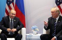 Названа дата встречи Путина с Трампом: интригующий диалог президентов