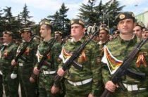 Армия Южной Осетии вошла в состав ВС России