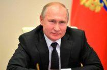 Путин подписал указ о пособиях на детей от 3 до 7 лет