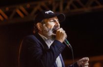 Пашинян не смог стать премьером Армении