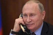 Вскрылись данные о секретном мобильнике Путина