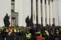 Саакашвили рвется «к провластному корыту»