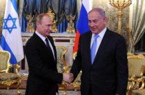 Нетаньяху поделится с Путиным секретными данными по Ирану