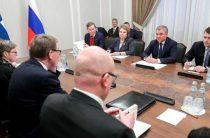Володин назвал главный признак профнепригодности парламентариев