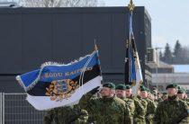 Эстония замахнулась на земли России