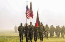 Наращиванием сил США в Европе Вашингтон ведет мир к войне