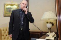 Путин призвал Макрона поддержать инициативу о миссии ООН