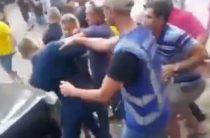 Казака Гаврилюка, ставшего нардепом, запинали ногами: продал «майдан»