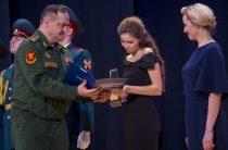 Росгвардия наградила самых талантливых исполнителей патриотических песен