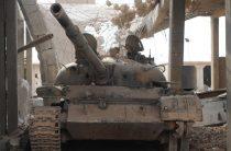 Обнародовано видео уничтожения боевиков, заблокировавших российских военных в Сирии