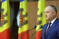 Молдаване выгоняют президента