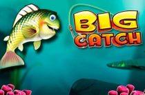 Особенности игрового автомата с рыбками «Big catch»