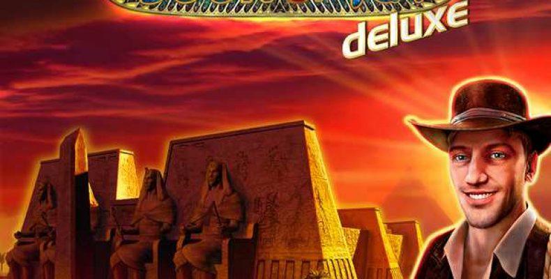 Сокровища Древнего Египта на игровом автомате «Book of Ra»