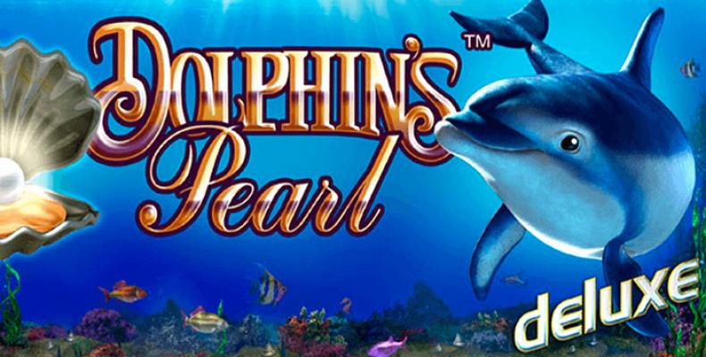 Игровой автомат «Dolphins Pearl» – погружение в морские глубины
