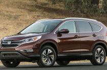 Новая Honda CR-V: турбомотор и не только