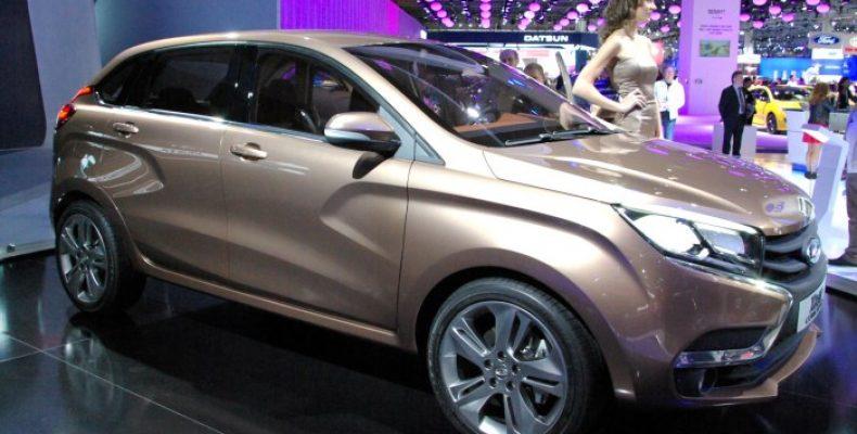«Авто ВАЗ» определился с выходом Lada Xray