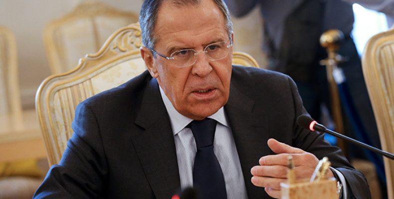 Лавров сравнил с «охотой на ведьм» скандал с Кисляком