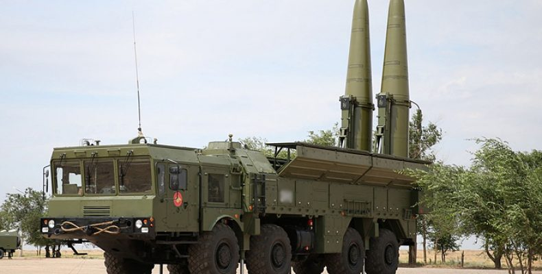 Москва не будет отчитываться об «Искандерах» НАТО