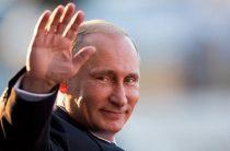 Неожиданный визит Владимира Путина