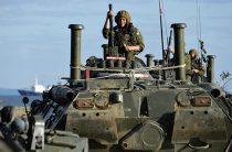 Отсутствие угроз со стороны российской армии