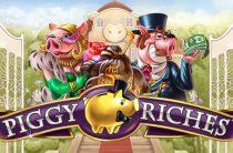 Игровой автомат «Piggy Riches» на сайте онлайн игр.