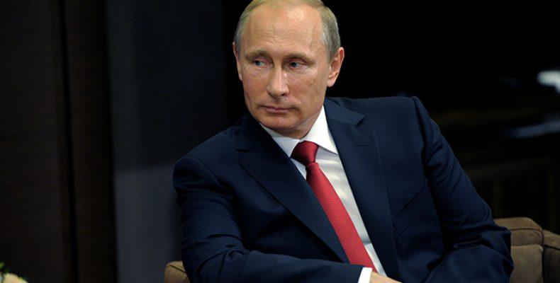 Путин выразил соболезнования Атамбаеву