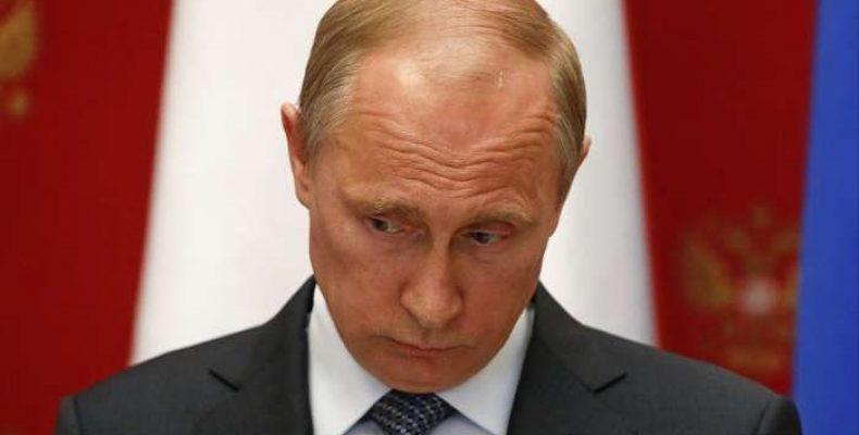 Путин говорил о валютном контроле