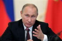 Путин поздравил сборную по спортивной гимнастике