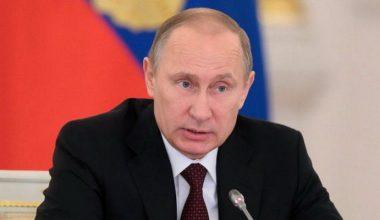 Путин проведет на Урале заседание