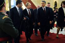 Путин встретится c премьером Индии