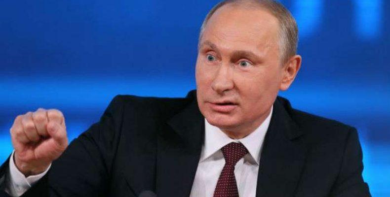 Путин заявил, что армия РФ никому не угрожает