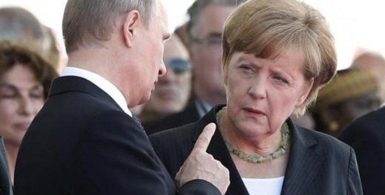 Результаты встречи Меркель и Путина