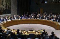 Россия против проекта резолюции ООН