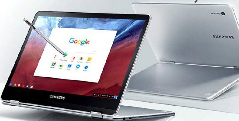 Компания Samsung представила ноутбук