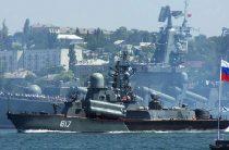 Укрепление потенциала российского флота