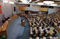 В Госдуме появились независимые кондидаты