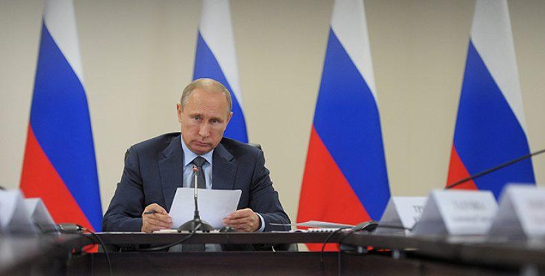 В Кремле обсудили приоритетные проекты