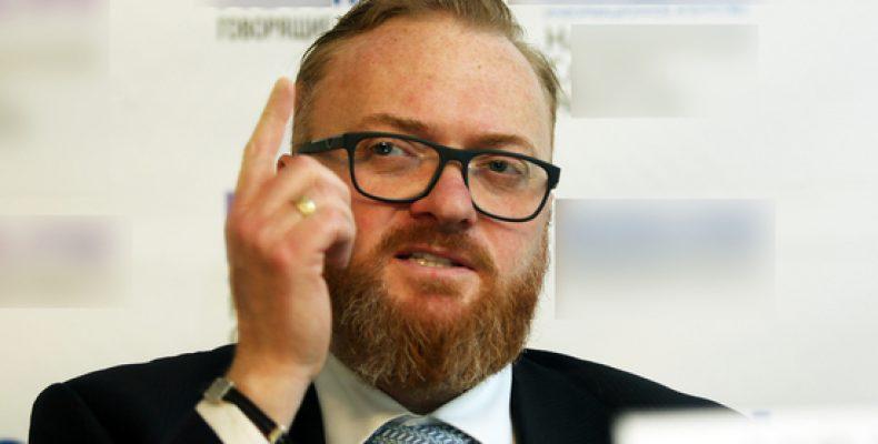Гроза борделей: Виталий Милонов захотел основать полицию нравов
