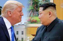 Трамп собирается встретиться в Ким Чен Ыном в апреле