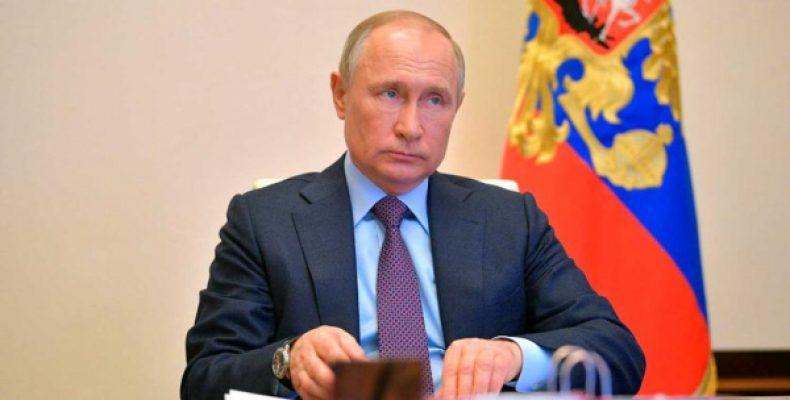 Снимут ли карантин в мае: совещание Путина по коронавирусу. LIVE