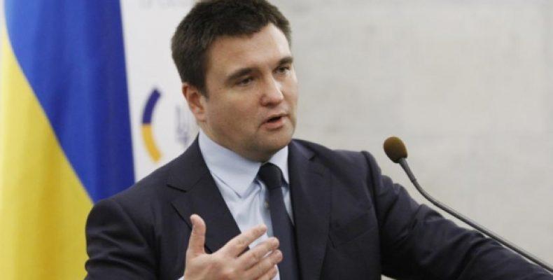 Климкин разрушил надежды Украины на НАТО