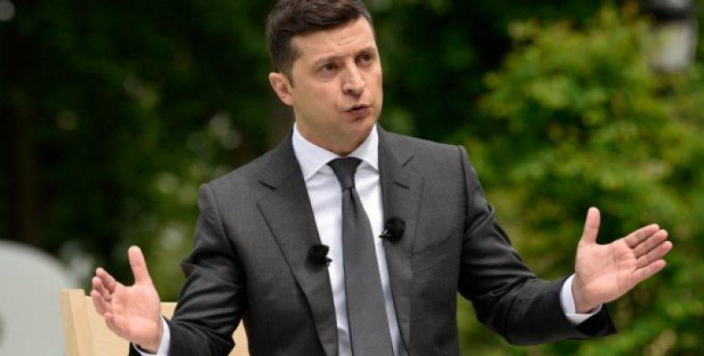 Зеленского окрестили политическим коррупционером